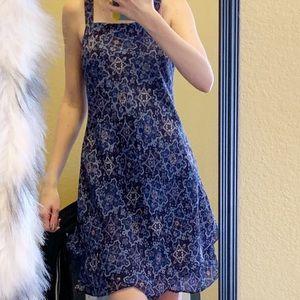 Vintage Kaleidoscope Dress